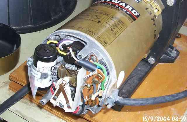 Hayward Super Pump Problem