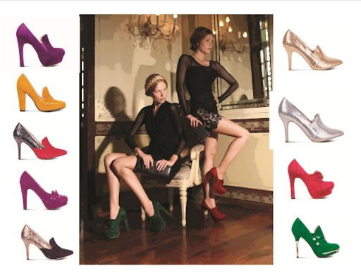 Parisian Shoes - Courtier Pumps