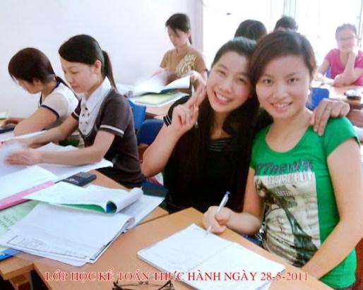 Hoc Ke toan thuc hanh Tong hop