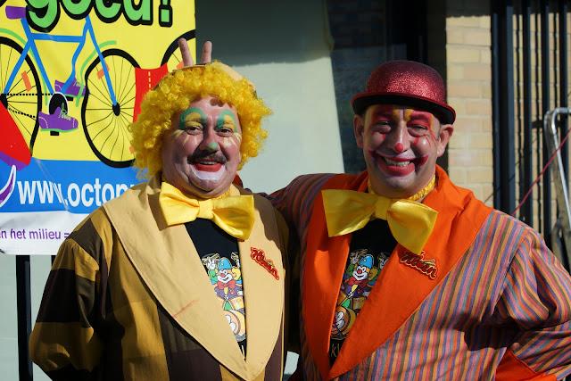 De clowns van Kloen