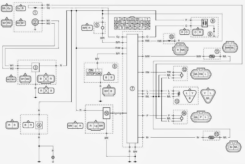 Ld2381bs Wiring Harness : 23 Wiring Diagram Images