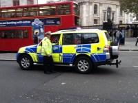 England-Praktikum: Die englische Polizei