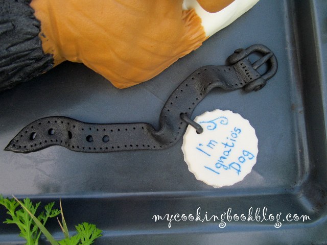 Торта Куче Бигъл (Beagle)