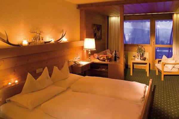 Chambre standard Alpenrose Schruns