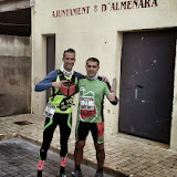Carrera por Montaña Almenara, Liga FEMECV 2014
