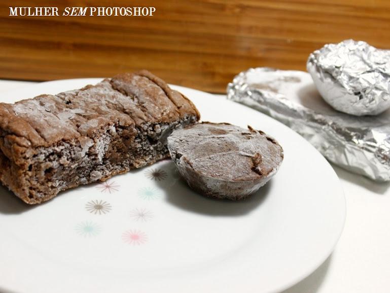 Receitas para dieta: bolo de chocolate e brigadeiro de biomassa