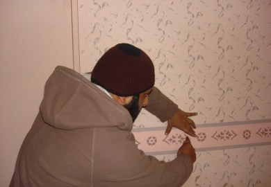 Arslan Paints Okara Wall Paint Hand Made