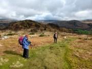 It was a lovely walk along the ridge of Muncaster Fell
