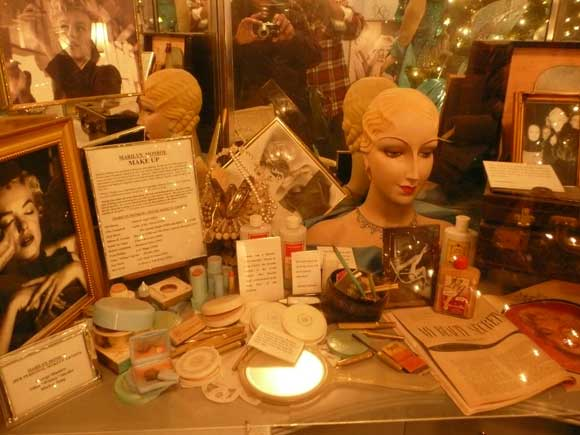vintage makeup hollywood museum max factor