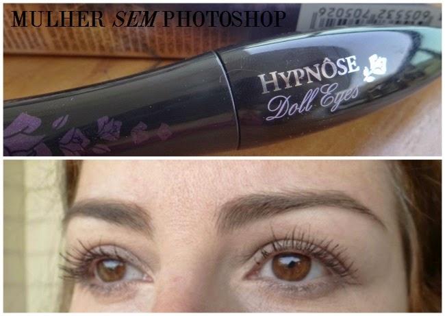 Resenha Hypnose Doll Eyes Sweet Purple rímel Colorido