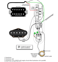 wiring help sc hb and 5 way switch with coil splitting ultimate humbucker coil split wiring also way switch wiring diagram wiring [ 792 x 1024 Pixel ]