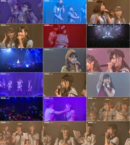 """(LIVE)(公演) HKT48 チームH """"最終ベルが鳴る"""" 田島芽瑠の生誕祭 141218 & 141222 & 141225 & 141226 & 150107"""