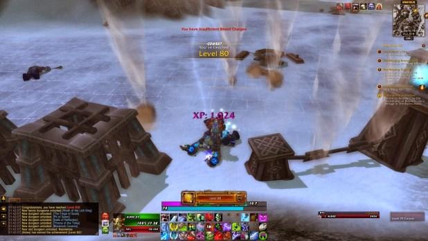 World of Warcraft Level 80 Death Knight