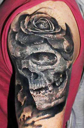 top 55 best skull tattoos designs and ideas tattoos me. Black Bedroom Furniture Sets. Home Design Ideas