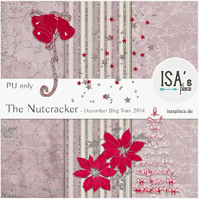 Blog Train The Nutcracker Add On
