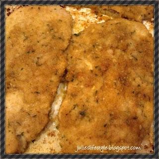 Guest #1: Julie brings us Easy Baked Chicken (2/6)
