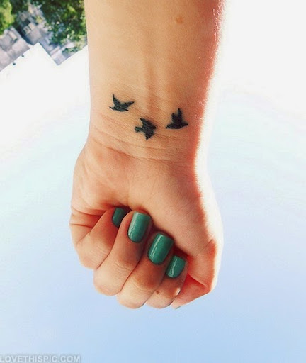 Tattoo On Hand Simple For Girl