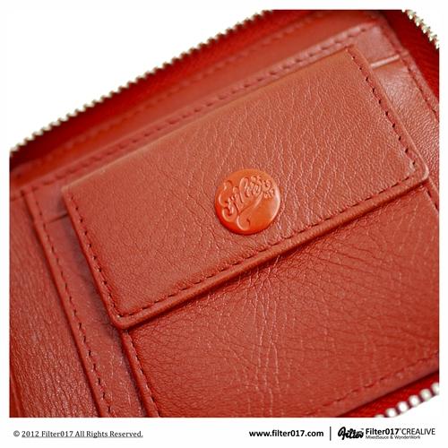 *Filter017 Pattern Wallet:「皮革噴塗技術」塗鴉短夾! 4