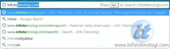 Google Chrome Omnibox