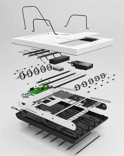 #當列印不再需要重新裝紙:the smarter printer「Stack」! 3
