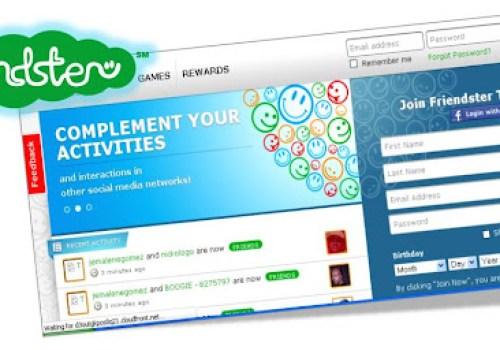 Friendster Jejaring Sosial Kini Menjadi Free Online Games