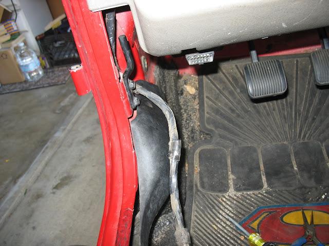 2003 Jeep Wrangler Interior Lights
