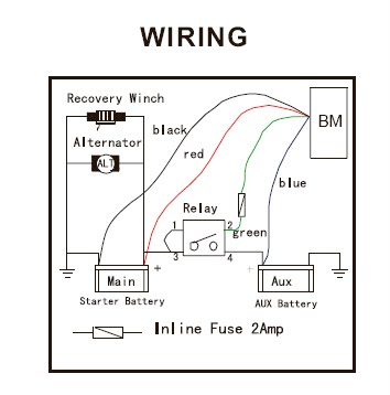 T Max Split Charge Wiring Diagram : 33 Wiring Diagram