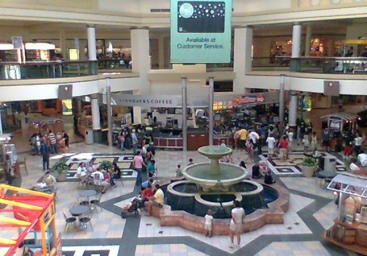 Orland Square Mall Food Court