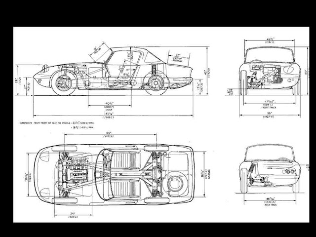 LOTUS ELAN S1 S2 COUPE WORKSHOP SERVICE & PART MANUALs