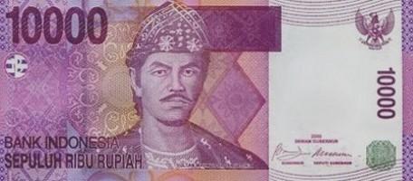 Uang Kuno Kedaluwarsa  10000 Rupiah