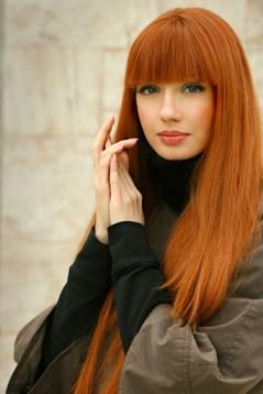 red hair 1 - É preciso levar em consideração o tom de pele para escolher a cor de cabelo?