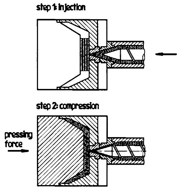 Injection/Compression Molding::Plastic Technologies Handbook