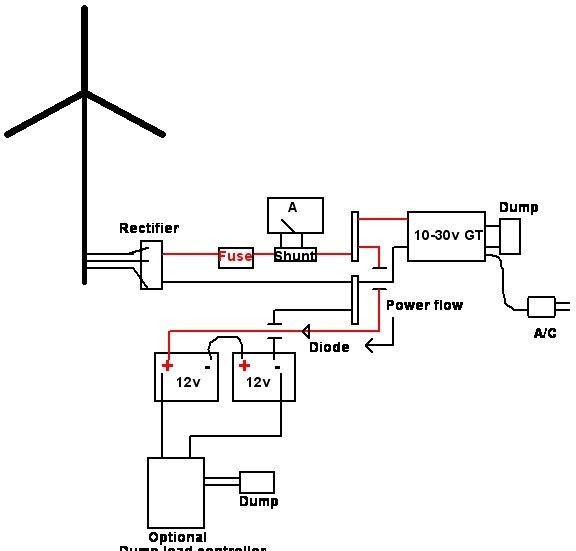 Wiring Manual PDF: 12v Generator Wiring Diagram