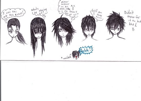 anime boy hairstyles
