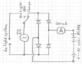 subwoffer wiring diagram: Pedal Generator Projects
