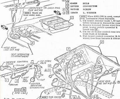 1969 Camaro Wiring Diagram