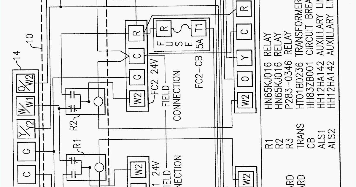 York Ac Unit Wiring Diagram : Pin On Split Ac / I need to