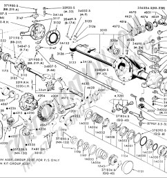 2001 dana 50 front axle diagram www dtlionsgear com [ 1436 x 1024 Pixel ]