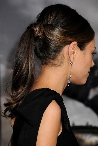 An Indians Makeup Blog Mila Kunis Cute Hairstyle