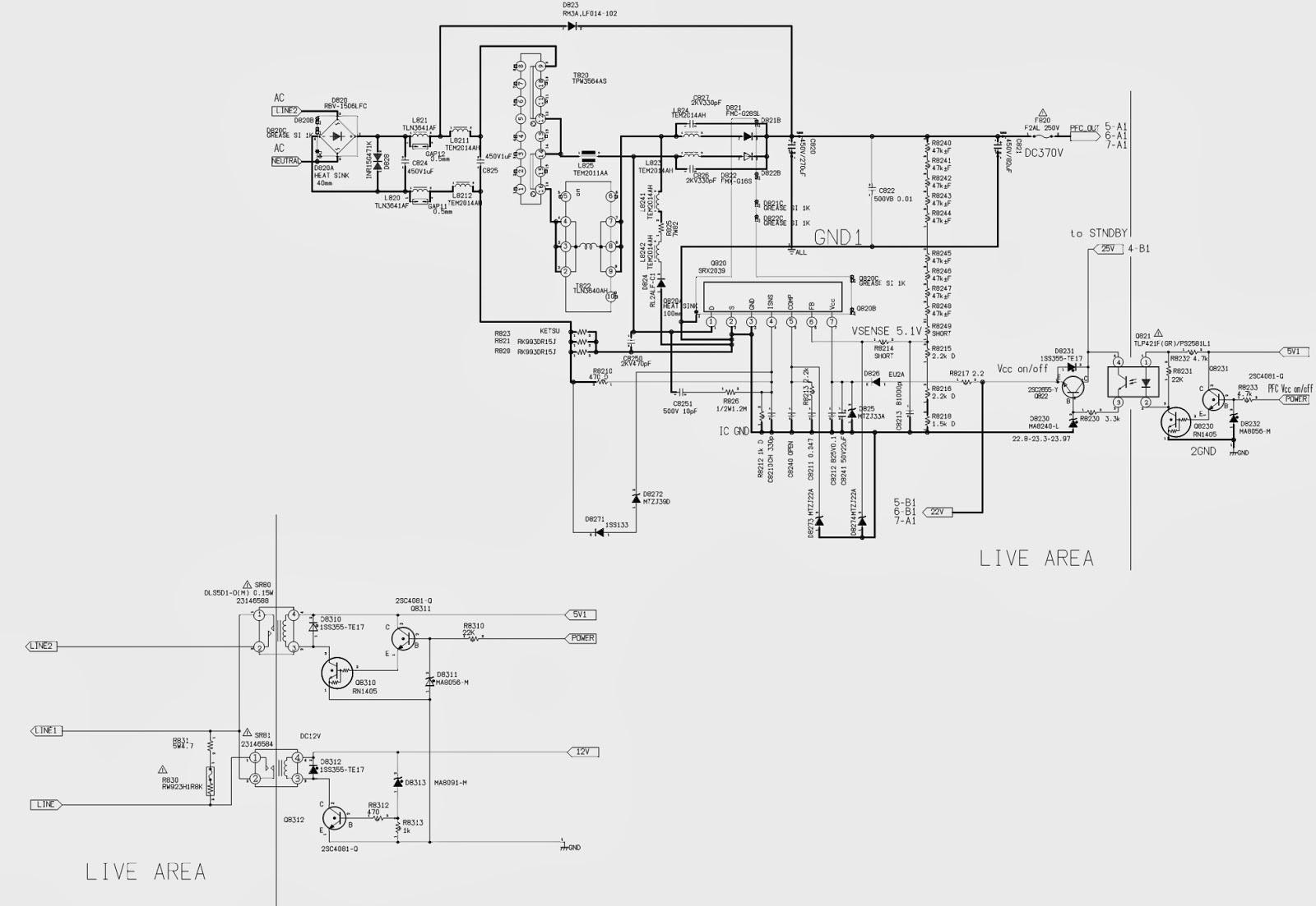 Ford Mondeo Mk3 Schaltplan