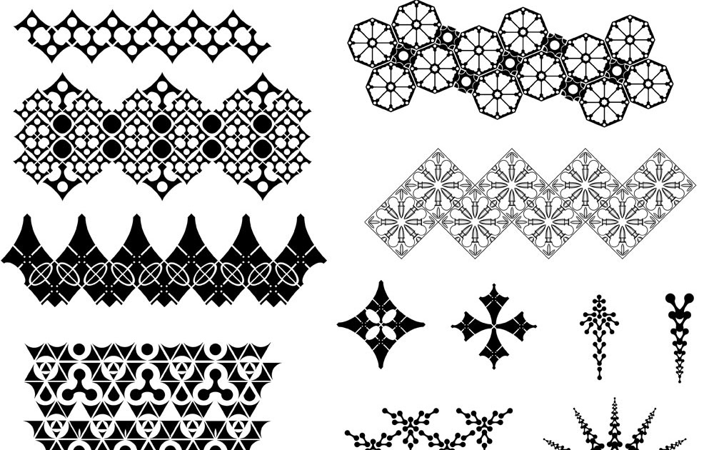 patterntology: Space Gothic