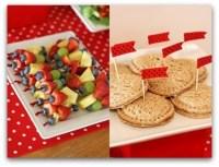 Baby Shower Food Ideas: Ladybug Baby Shower Food Ideas