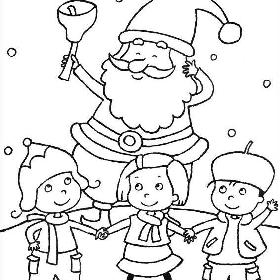 Christmas Coloring Book For Adults And Childrens Google