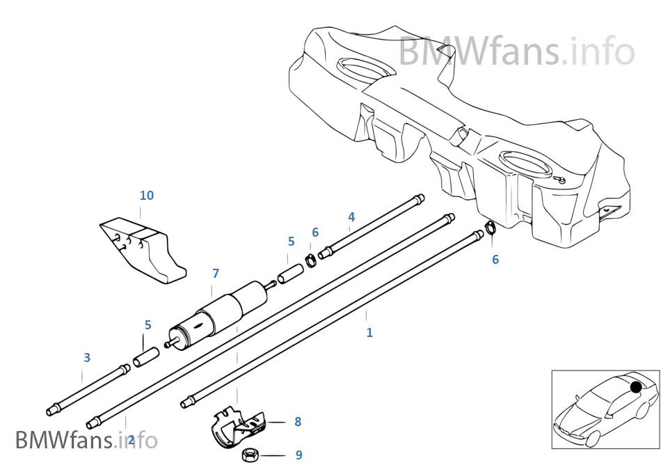 Bmw E36 Benzinpumpe Schaltplan