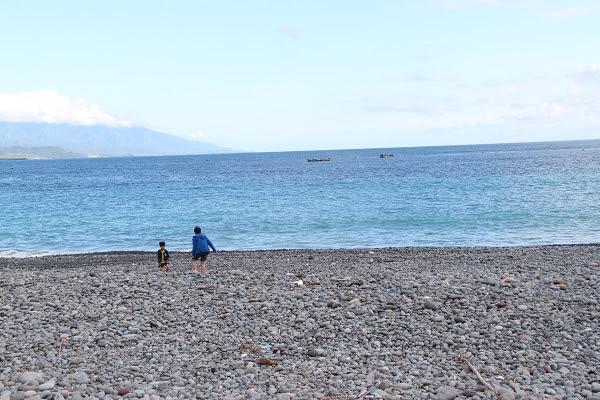 Clare的生活品味(臺灣旅遊): 【臺東成功】三仙臺與白守蓮間礫石海灘‧比西里岸‧基翬港潮間帶