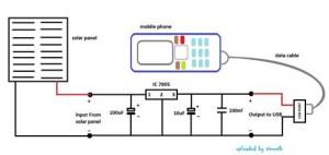 Solar Mobile Charger Circuit Diagram Pdf | Circuit Diagram