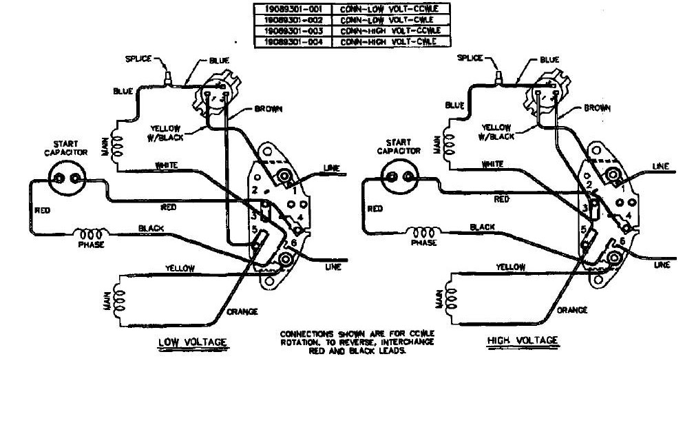 Wiring Diagram: 29 Dayton Motor Wiring Diagram