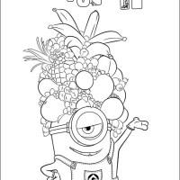 Malvorlagen Minions Zum Ausdrucken   Kinder zeichnen und ...