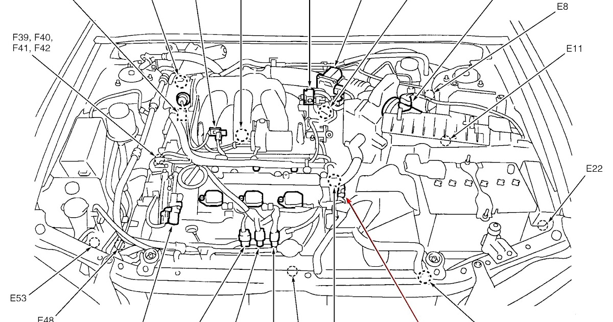 Wiring Diagram PDF: 2003 Kia Sedona Engine Diagram