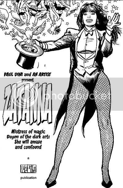 Justice League Detroit: 2002 Zatanna: Everyday Magic Cover